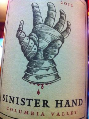 sinisterhand